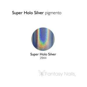PIGMENTO SUPER HOLO SILVER