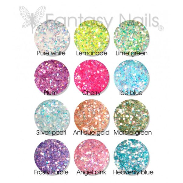 PURPURINAS GLITTER MIX 15ML/10GR