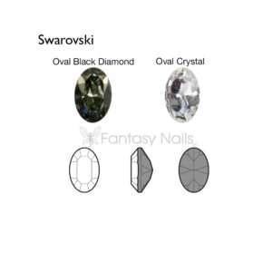 Swarovski Fantasy Nails