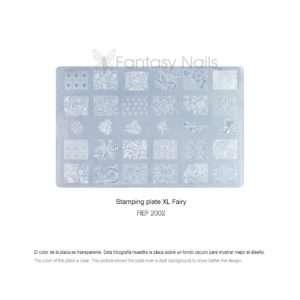 Placa Stamping 2002