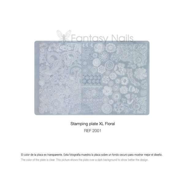 Placa Stamping XL 2001