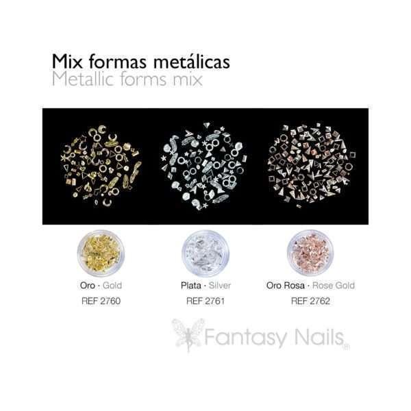 Mix Formas Metálicas