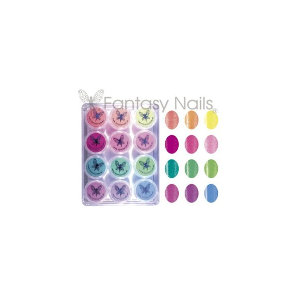 Kit polvo acrílico color / Colección CANDY