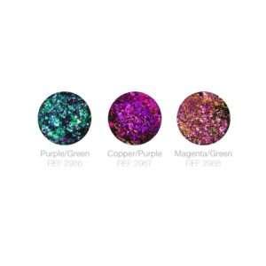 Pigmento Galaxy Flakes