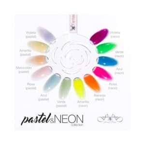 Polvo acrílico color Pastel & Neon / 3grs