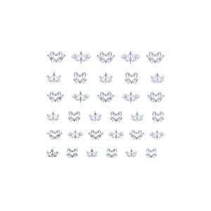 Pegatina al agua Fantasy Nails – Ultrafina