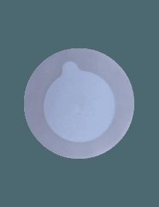 Sticker para piedra y pegamento