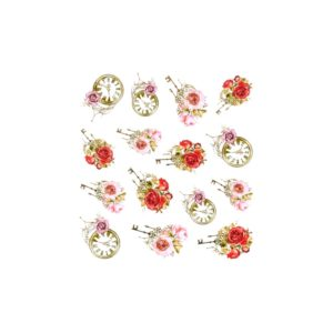 Vintage Rose – Superslim Waterdecal