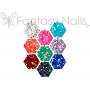 Mini hexagons Efecto Magic