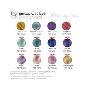 Pigmentos Cat Eye