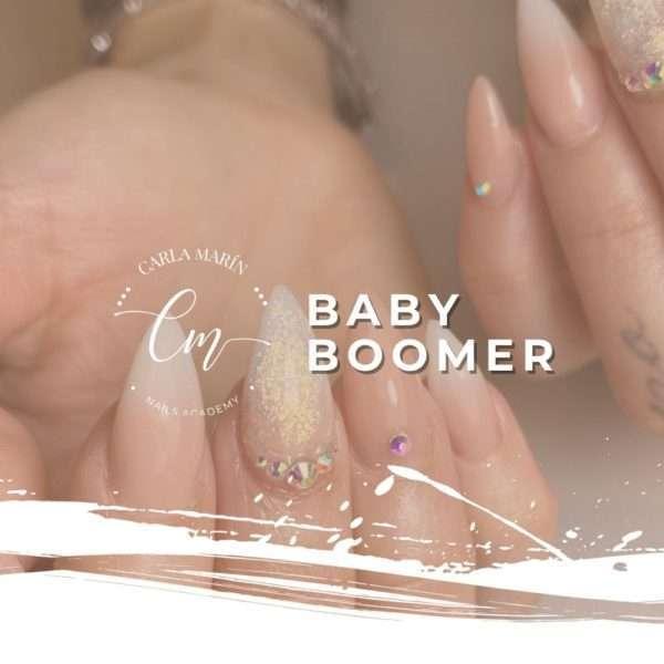 Curso online Perfeccionamiento acrílico con Baby Boomer y encapsulado