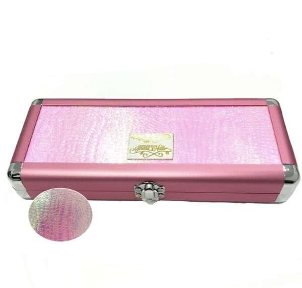 Estuche Pinceles Jimena Nails – Pink Unicorn