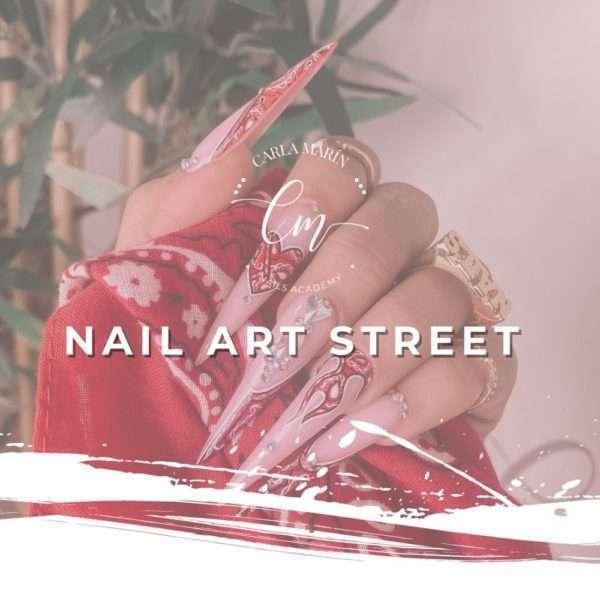 NAIL ART STREET 25 JUNIO