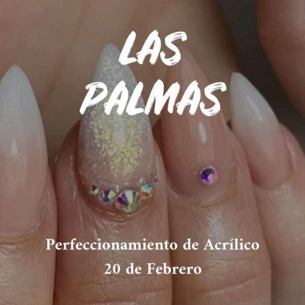 LAS PALMAS – PERFECCIONAMIENTO ACRILICO
