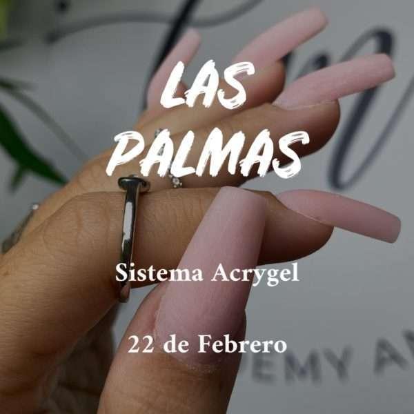 LAS PALMAS – SISTEMA ACRYGEL
