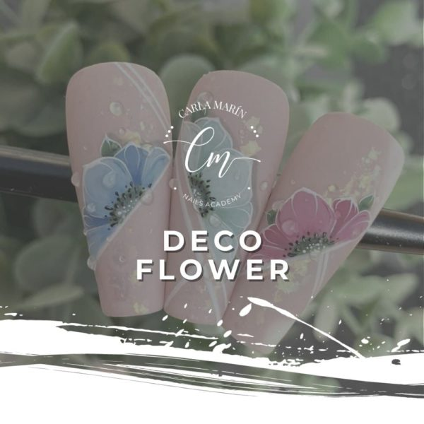 Curso online Deco Flower Design