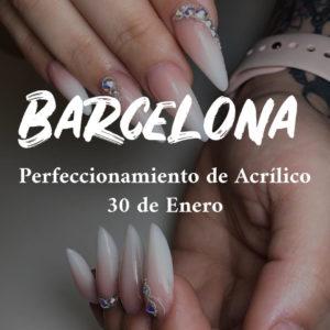 BARCELONA – PERFECCIONAMIENTO ACRILICO
