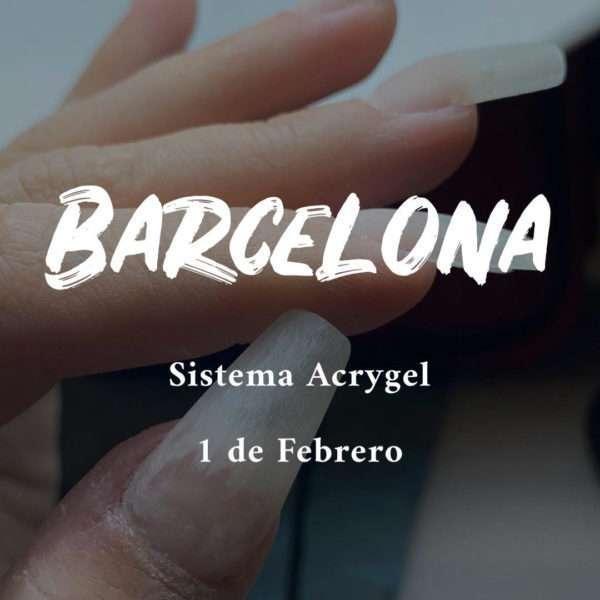 BARCELONA – SISTEMA ACRYGEL