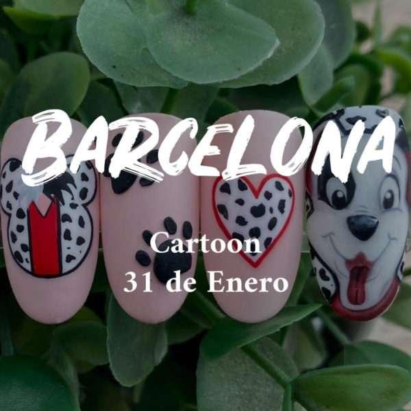 BARCELONA – CARTOON