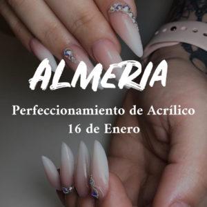 ALMERIA – PERFECCIONAMIENTO ACRILICO