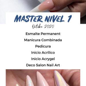 MASTER NIVEL 1
