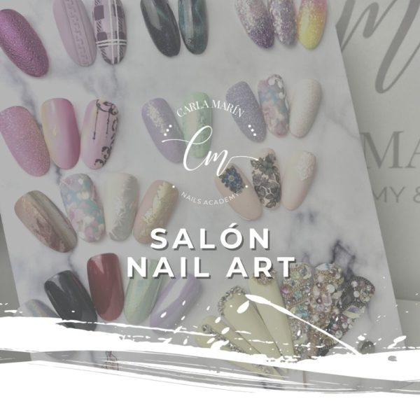 Curso online Salón Nail Art