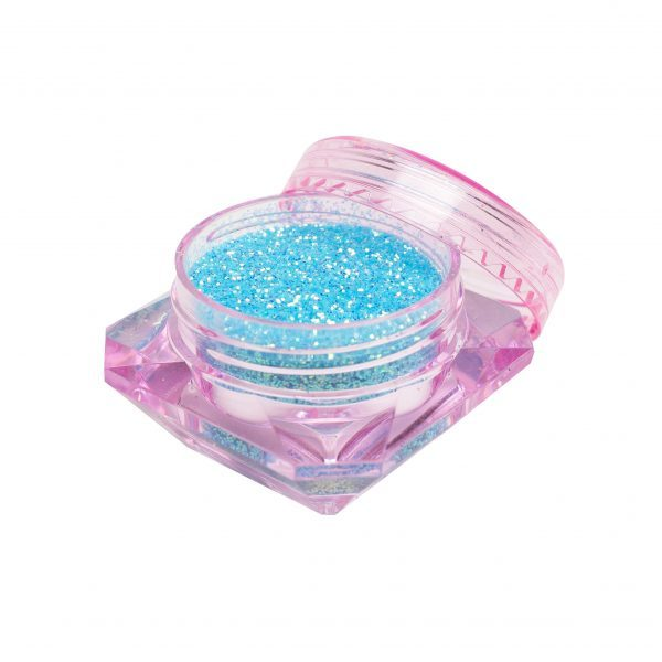 Glitter Neon Ocean