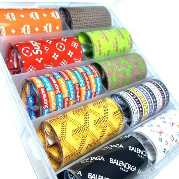 Pack Foil Marcas 001