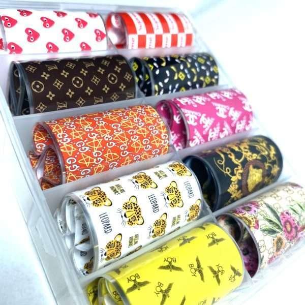 Pack Foil Marcas 002