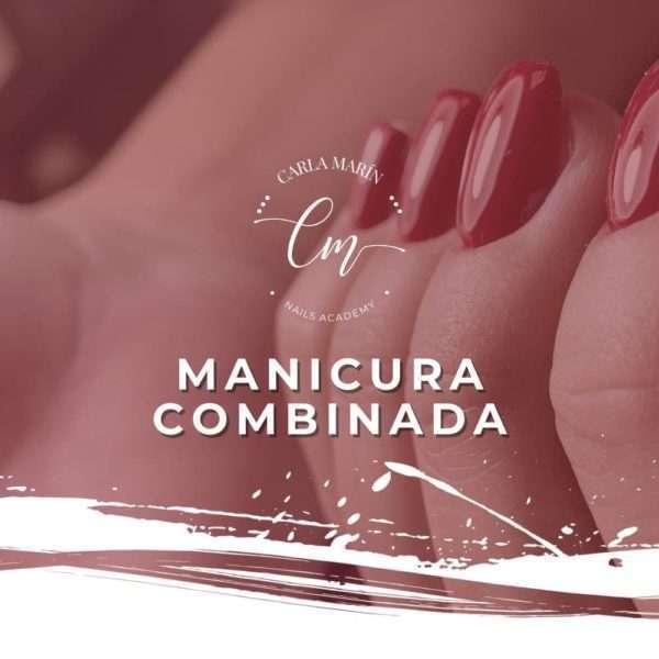 Curso online Manicura combinada y esmaltado perfecto con nivelación.