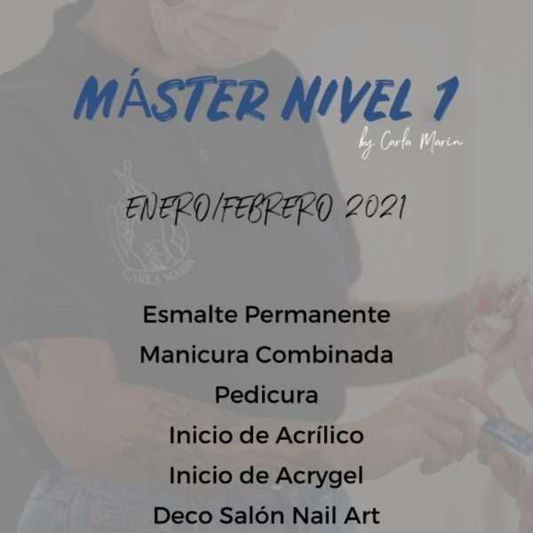 MASTER NIVEL 1 (TARDE)