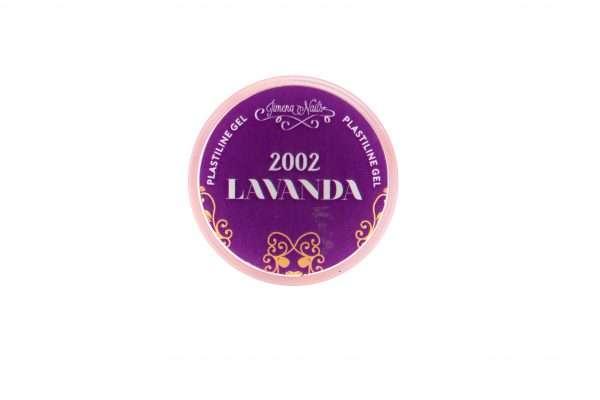 Gel Paste 2002 – Lavanda