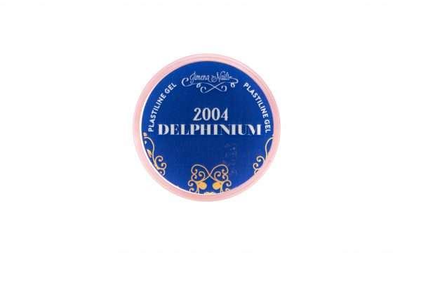 Gel Paste 2004 – Delphinium