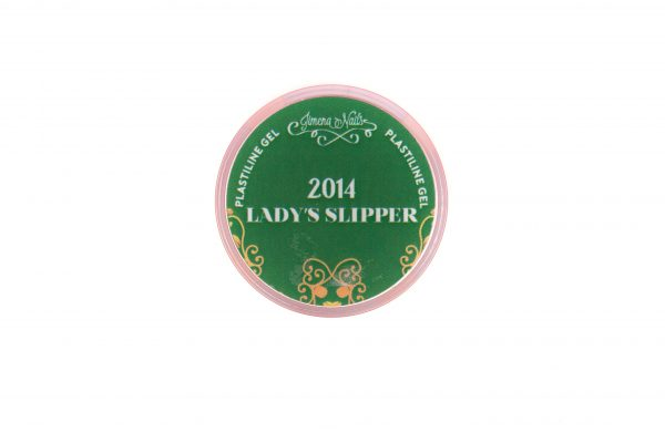 Gel Paste 2014 – Lady's Slipper