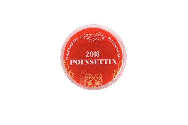 Gel Paste 2018 – Poinsettia