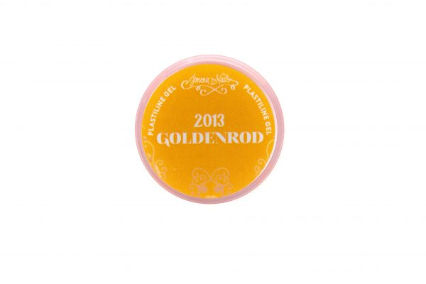 Gel Paste 2013 – Goldenrod