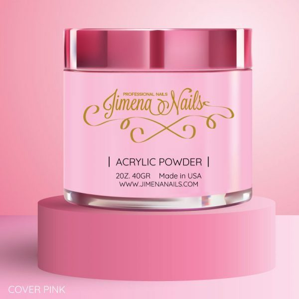 COVER PINK – Acrylic Powder