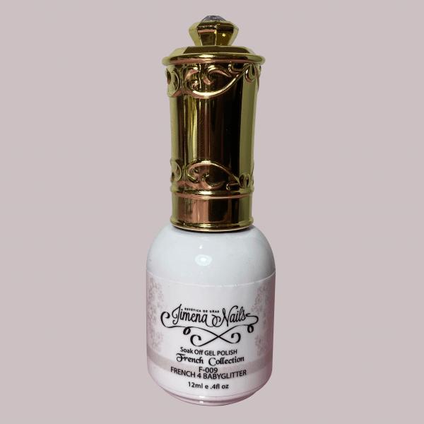 F-009 – French 4 Babyglitter