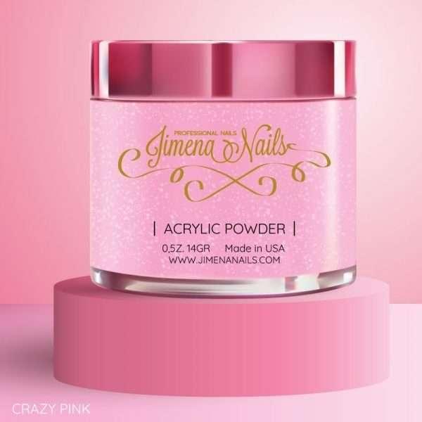 CRAZY PINK – Acrylic Powder