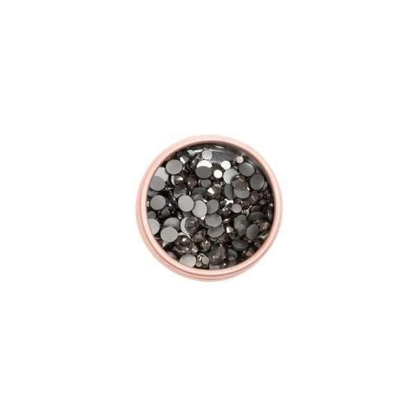 Swarovski Crystal Black Mine