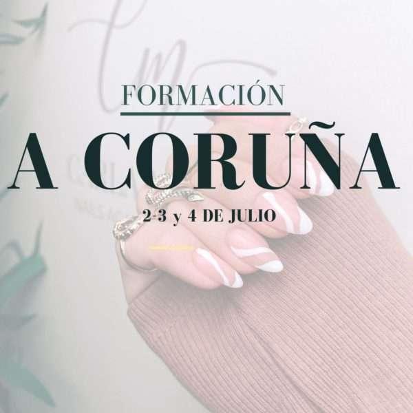 A CORUÑA 3 DE JULIO ESTRUCTURAS ACRYGEL
