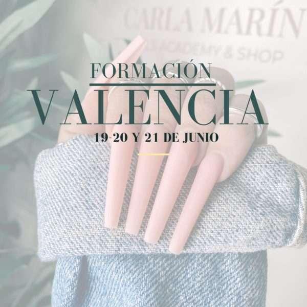 VALENCIA 21 DE JUNIO MANICURA Y NIVELACION
