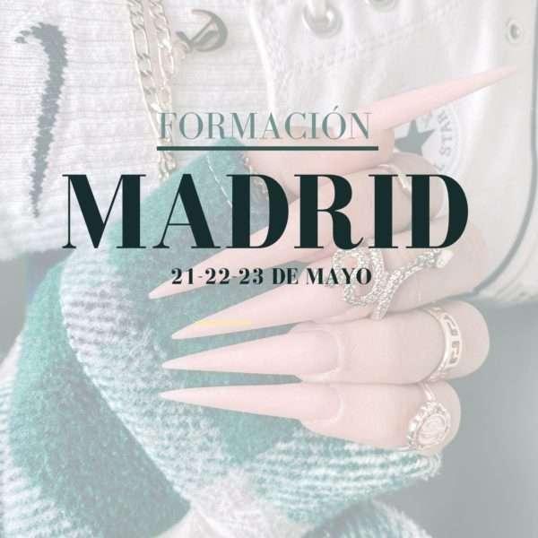 MADRID INICIO ACRYGEL 21 DE MAYO