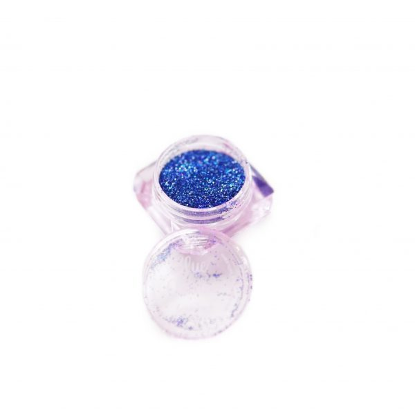Glitter Blue Chance