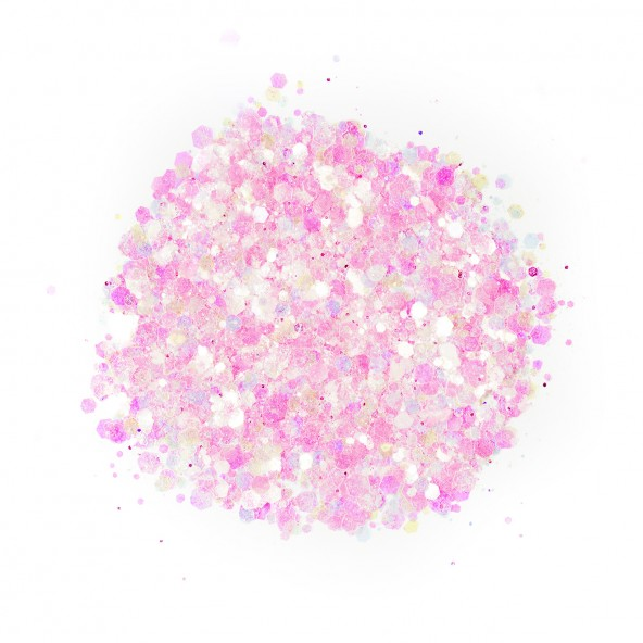 BLING GLITTER & PIGMENT – Pink