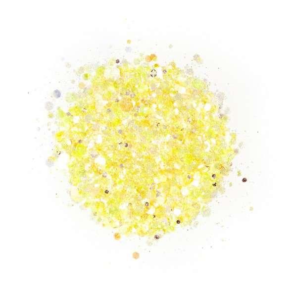 BLING GLITTER & PIGMENT – Yellow